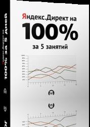 Яндекс.Директ на 100%